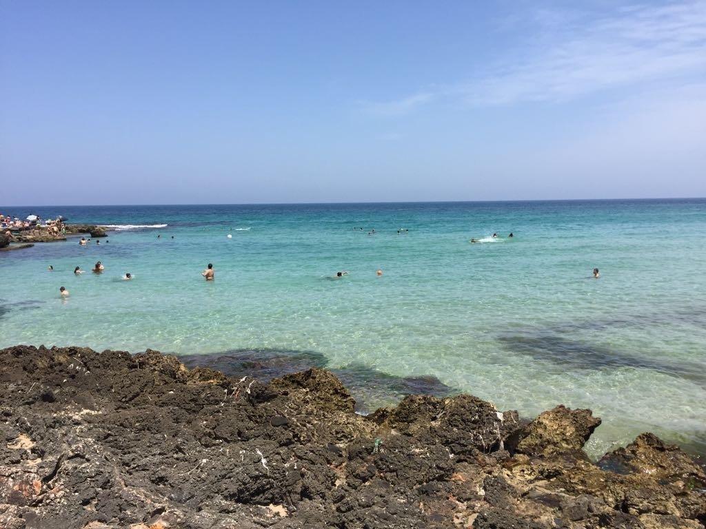 spiagge puglia cozze mare cristallino