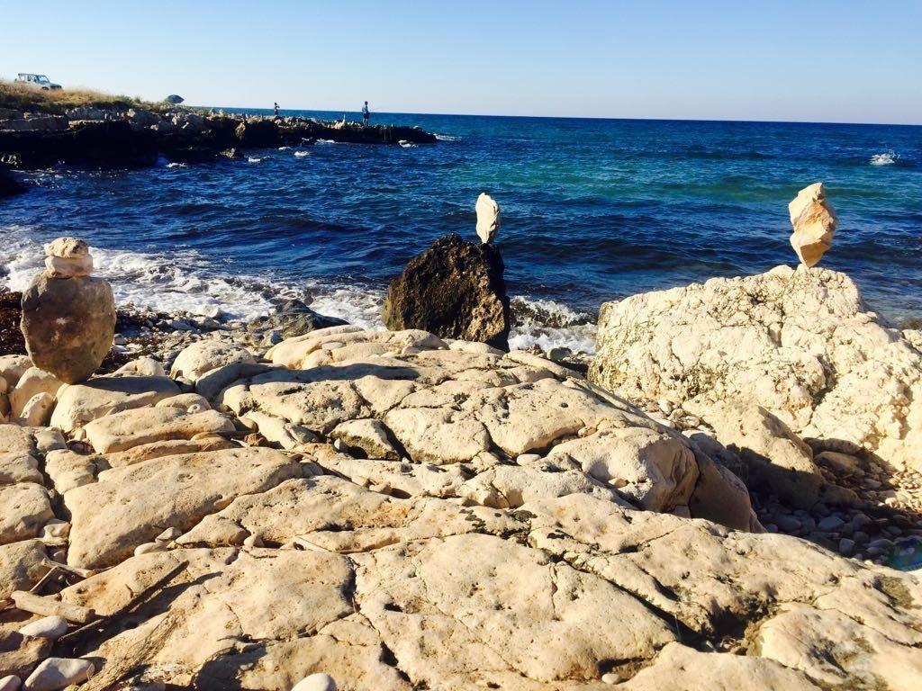 spiagge puglia cozze scogli