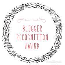 Blogger recognition award. 10 e lode