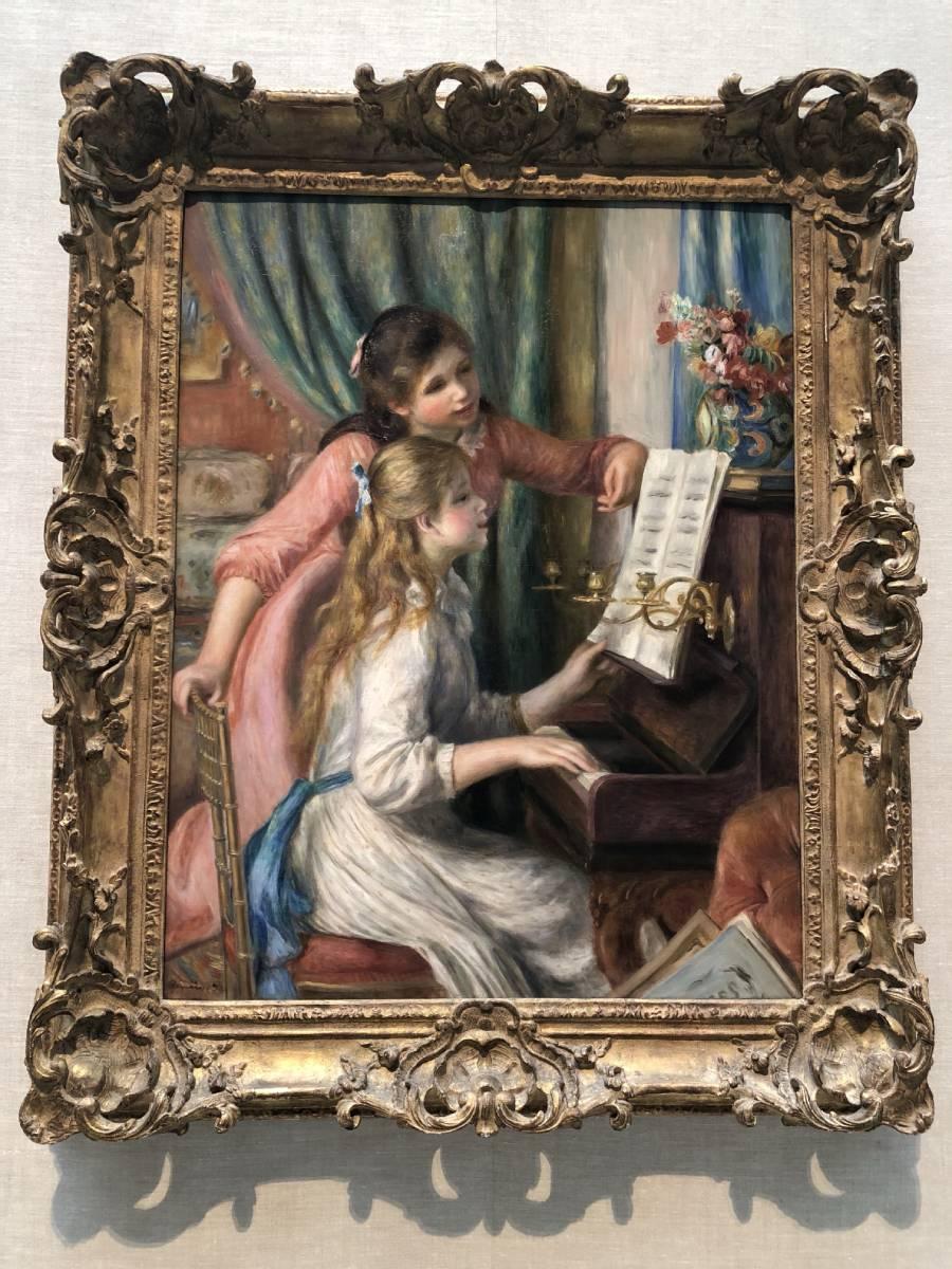 Renoir Metropolitan New York