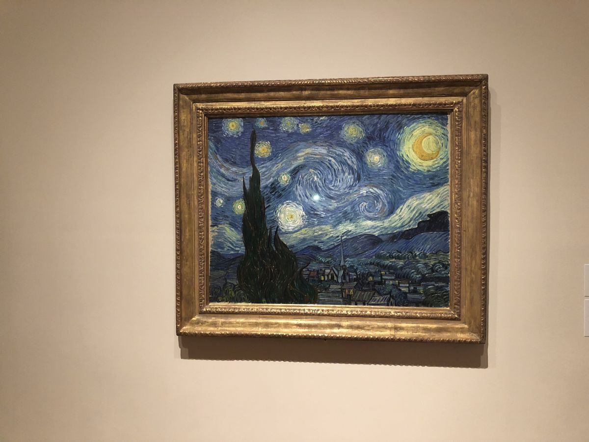 Van Gogh Moma