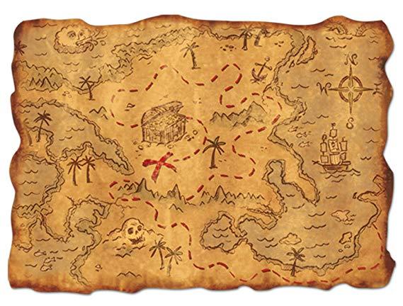 L'isola del tesoro: la mia idea