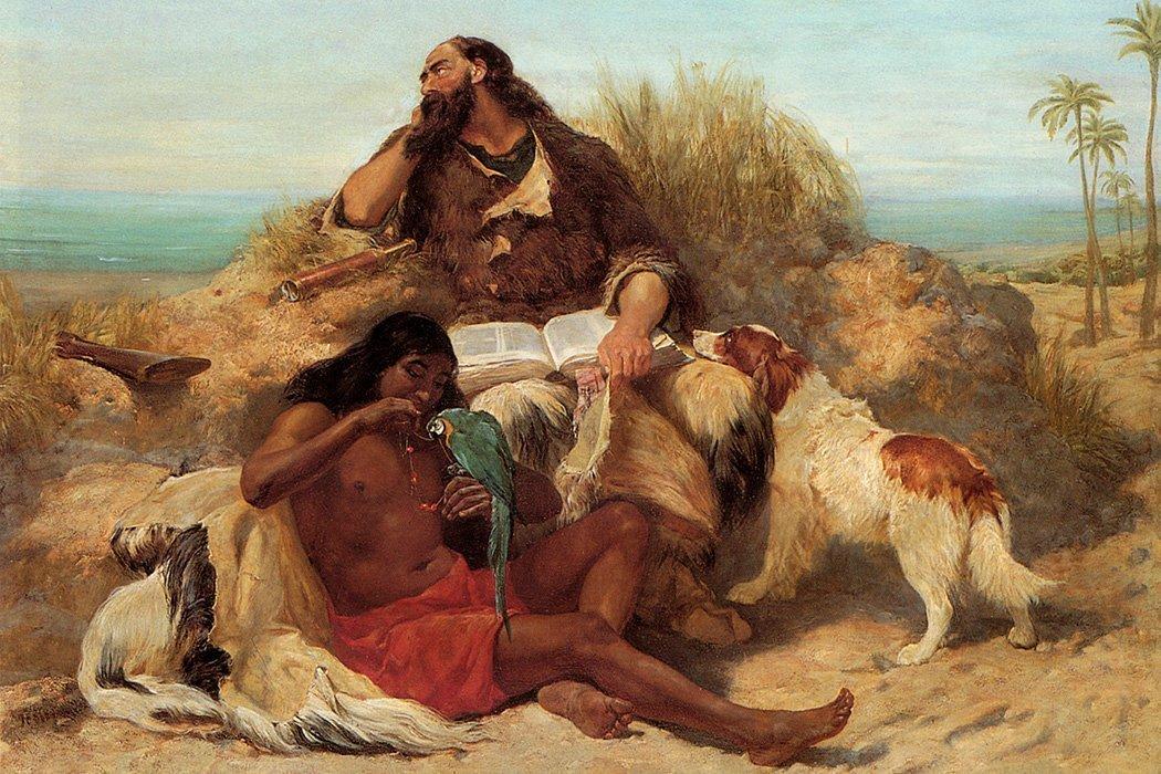 Robinson Crusoe: una lettura personale
