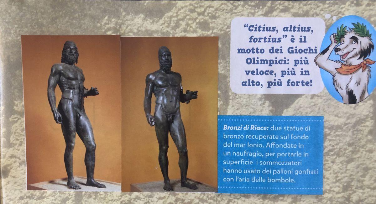 Da non perdere a Reggio Calabria: i Bronzi di Riace
