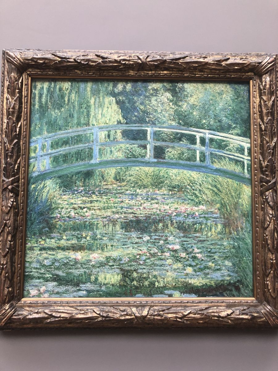 Monet National gallery Londra
