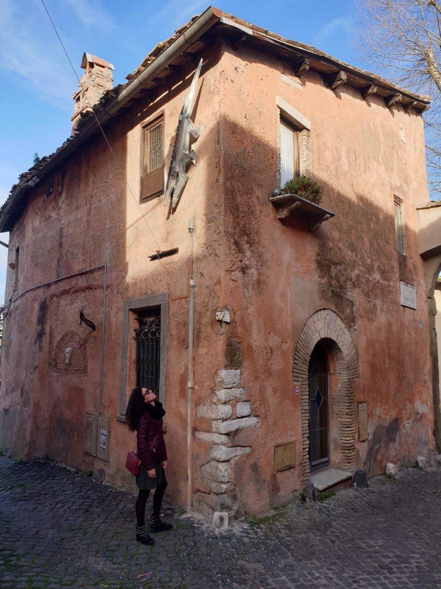 Io ad Isola Farnese