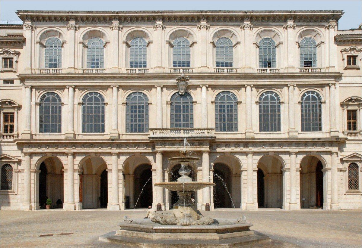 Palazzo Barberini Roma 101 cose pittura