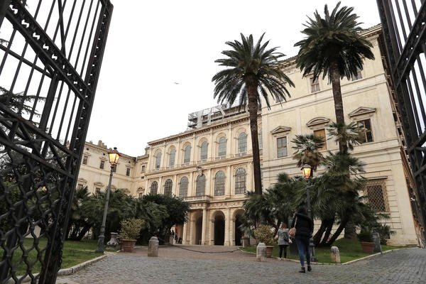 Palazzo Barberini Roma