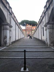 101 cose roma scalinata