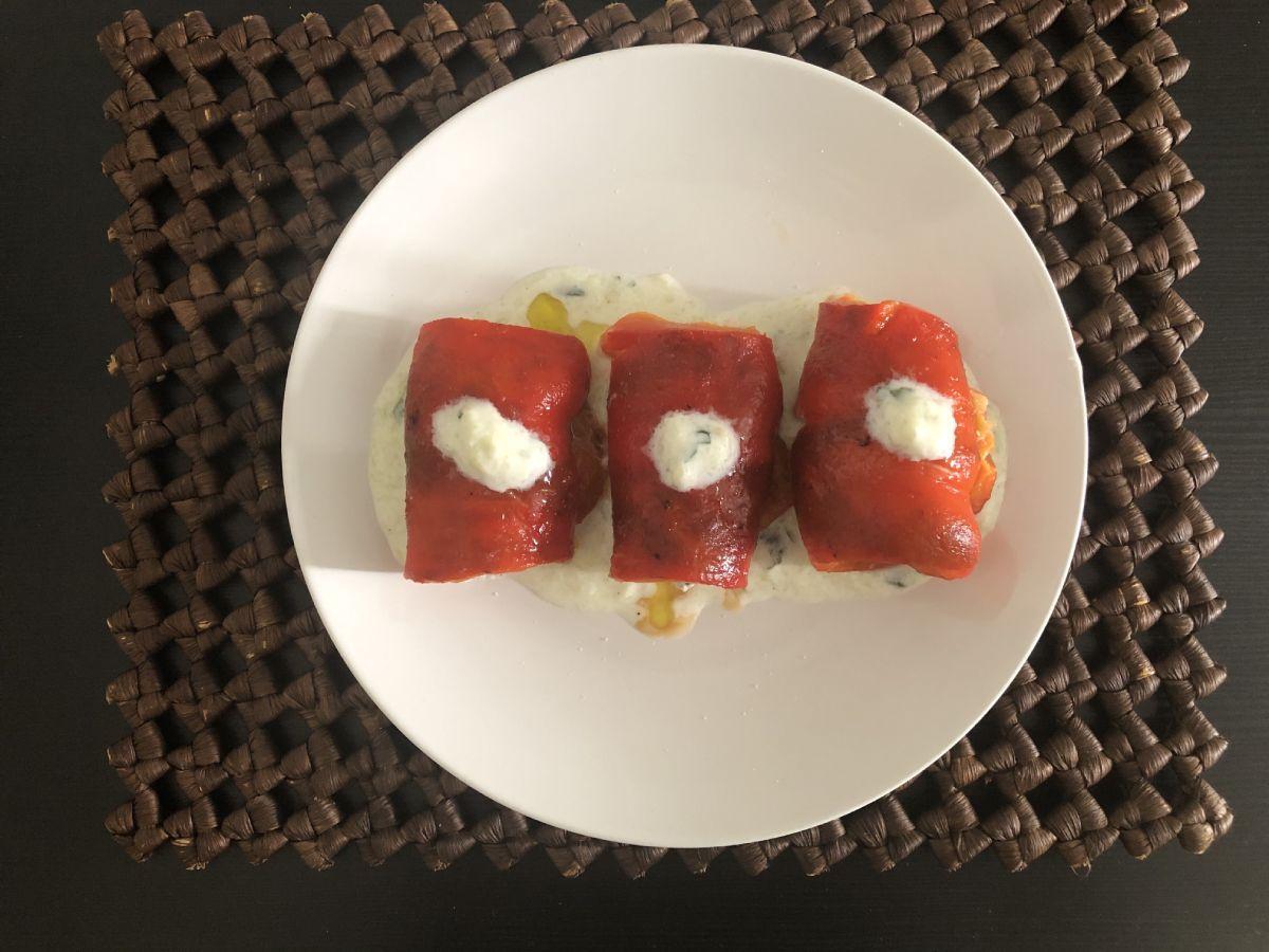 salsa tzaziki peperoni ripieni: la grecia in tavola