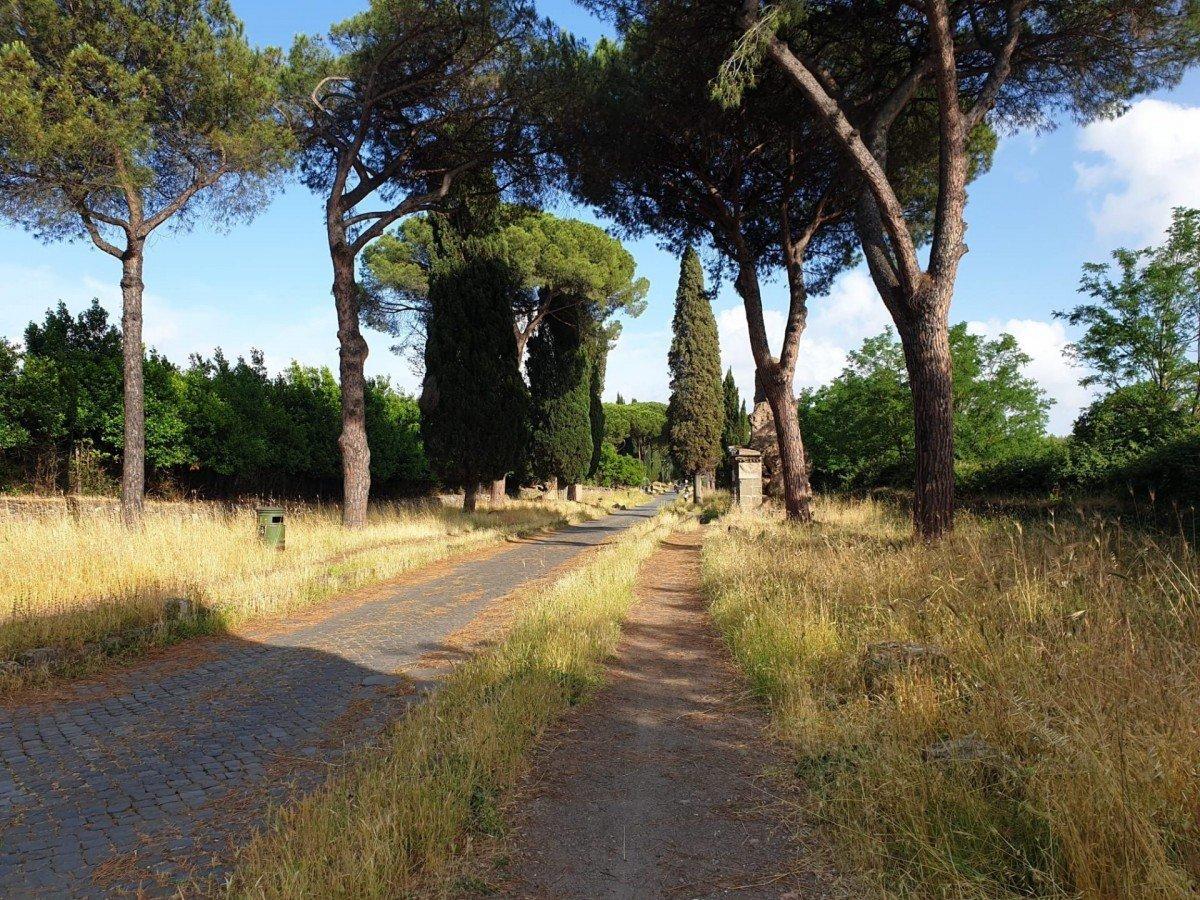 Paesaggio Parco Appia Antica