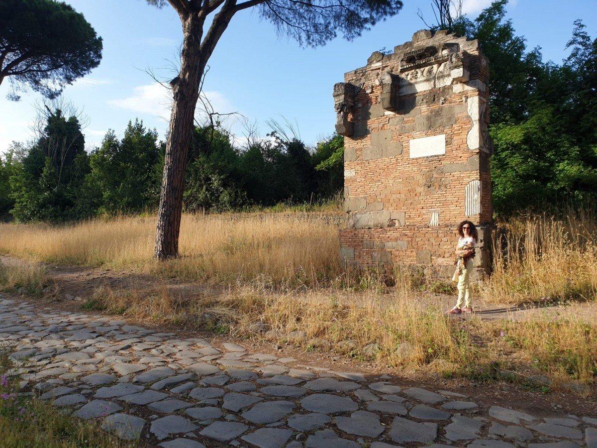 Prco Appia antica roma