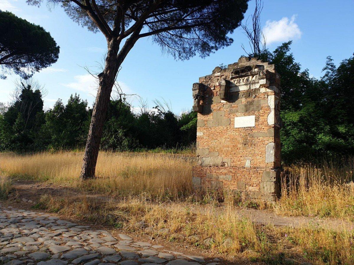 Regina viarum: parco appia antica