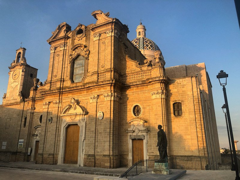 Visitare Oria: la cattedrale