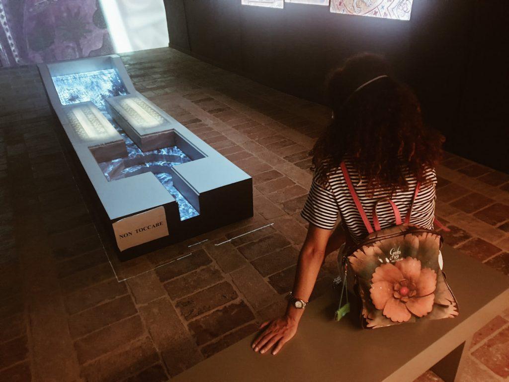 museo stupor mundi viaggiatrice da grande