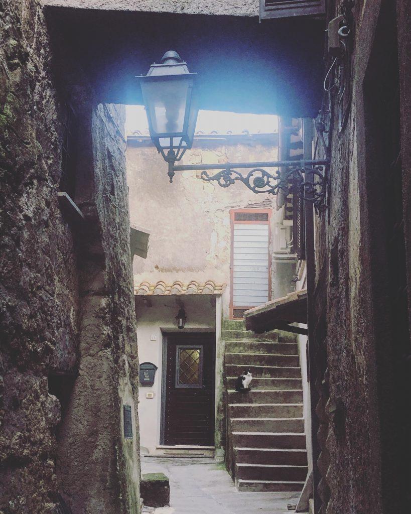 Mazzano Romano valle del Treja